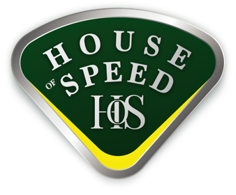 House of speed logo