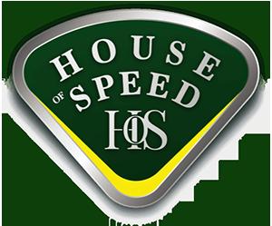 House of speed logo
