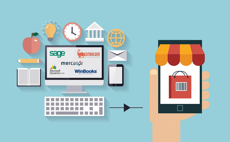 E-commerce et ERP